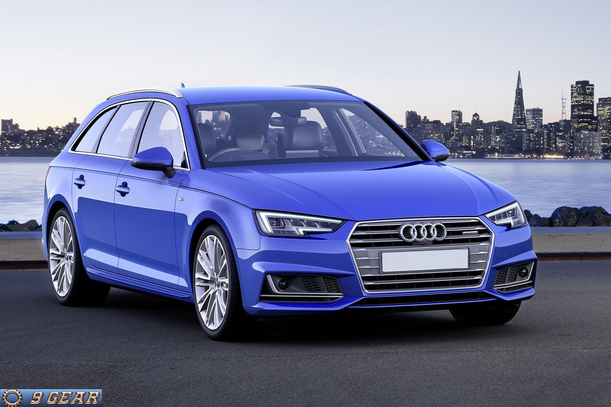 new audi a4 avant officially unveiled car reviews new car pictures for 2018 2019. Black Bedroom Furniture Sets. Home Design Ideas