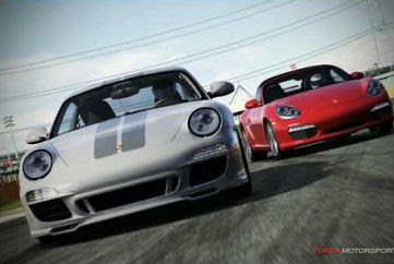 Porsche And Forza Motorsport Together Again
