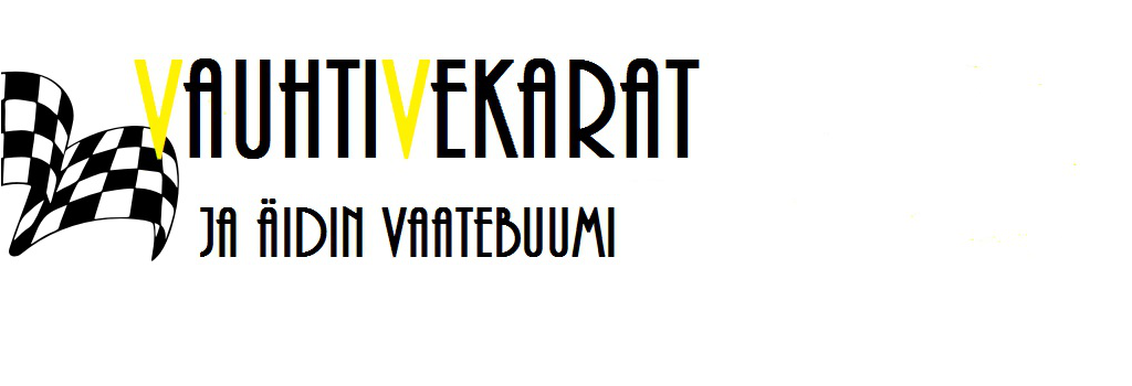 Vauhtivekarat ja äidin vaatebuumi