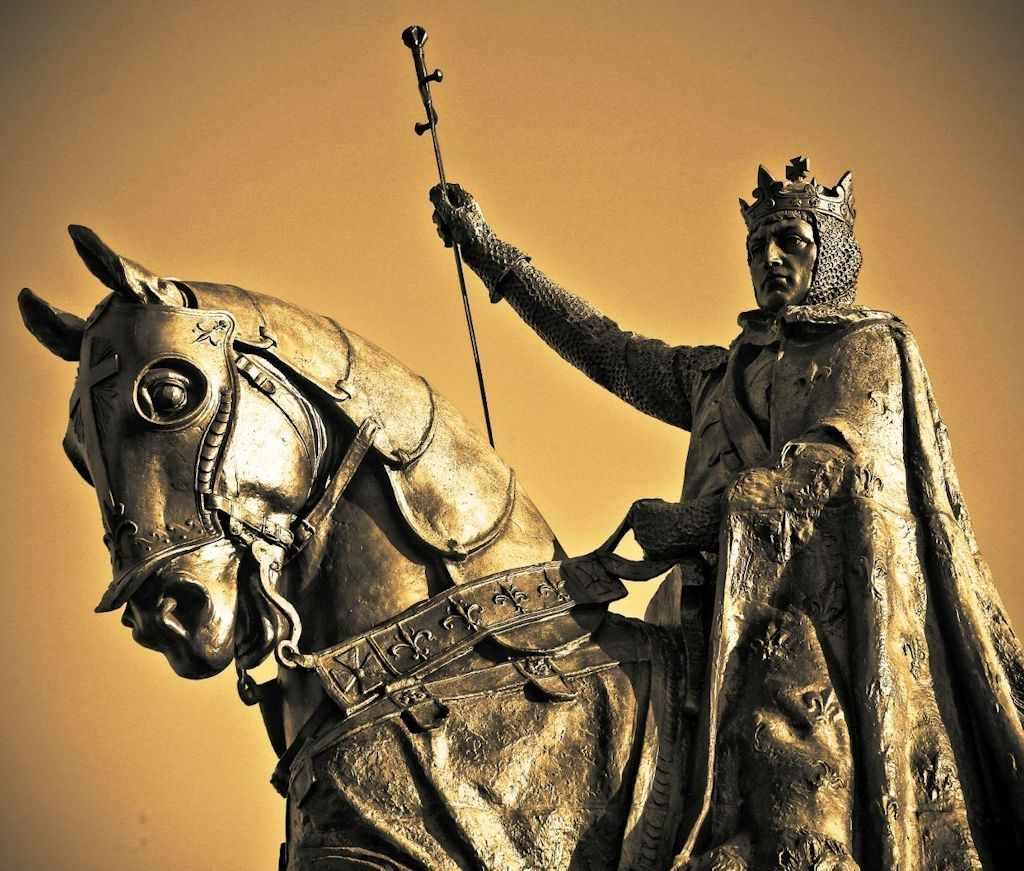 La rectitud de San Luis de Francia impresionó hasta los musulmanes