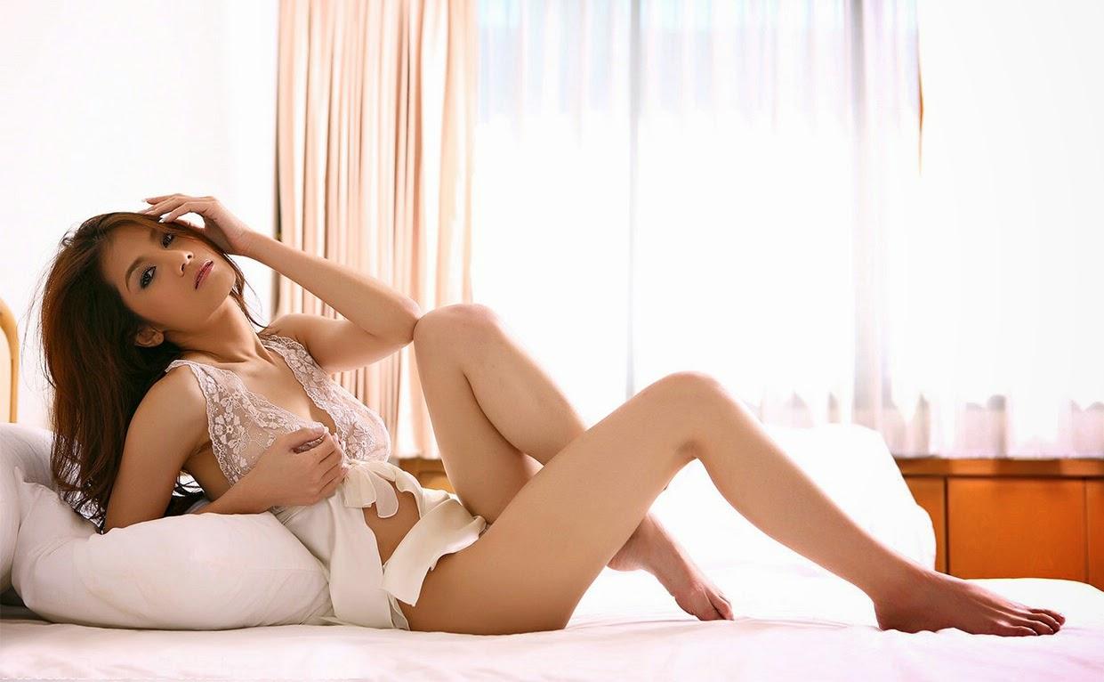 Model Igo Semok Natt Chanapa Sexy Montok Lagi Main DILDO ...