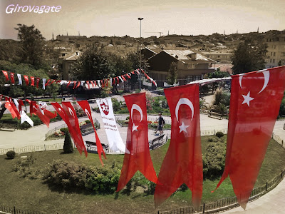 Istanbul bandiera Turchia
