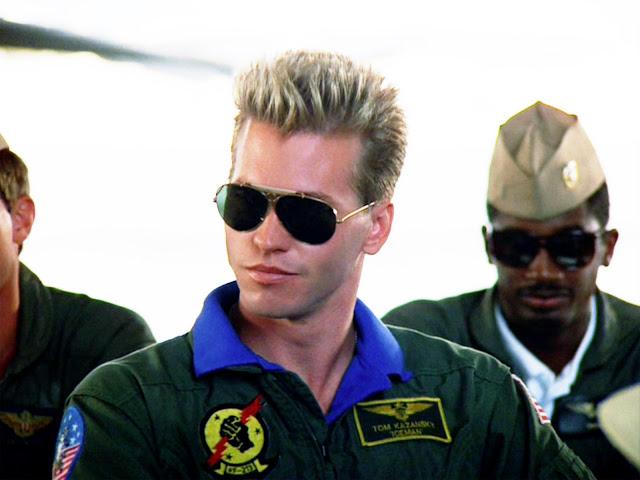 Val Kilmer será de nuevo Iceman en 'Top Gun 2'