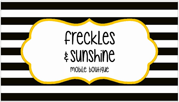 freckles and sunshine - mobile boutique