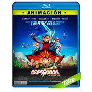 Spark: Un mono espacial (2016) BRRip 720p Audio Dual Latino-Ingles