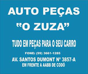 AUTO PEÇAS O ZUZA - FONE:(99) 3661-1285
