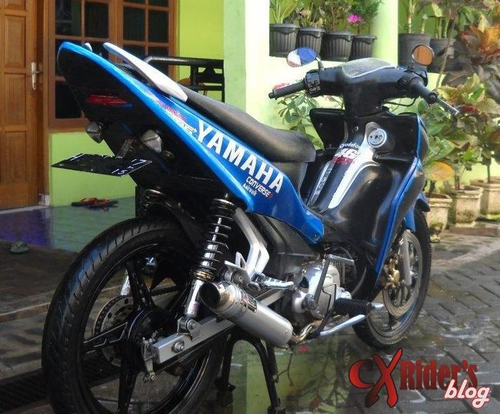 Modif Yamaha Jupiter Z Tahun 2010