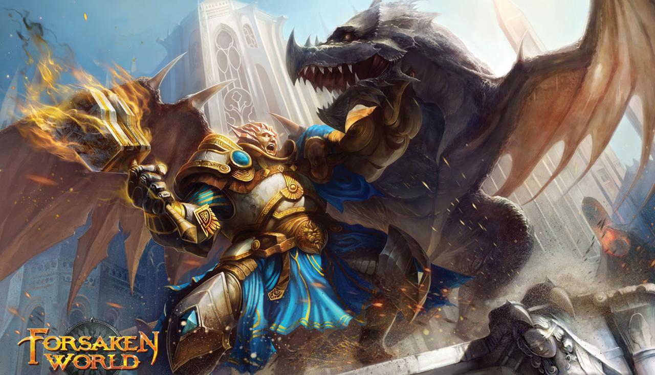 Forsaken World - клиентская MMORPG, скачать Forsaken World бесплатно