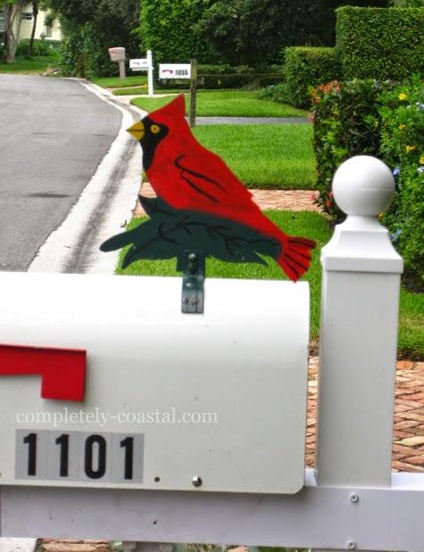 22 Awesome & Unique Coastal & Nautical Mailboxes & Mailbox Art - Completely Coastal