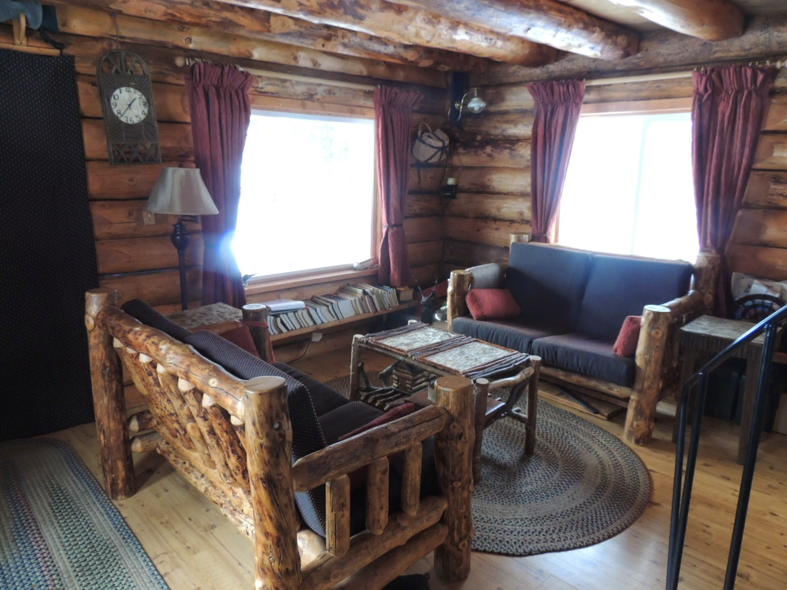 Alaska bush life off road off grid intentional living for Alaska cottage