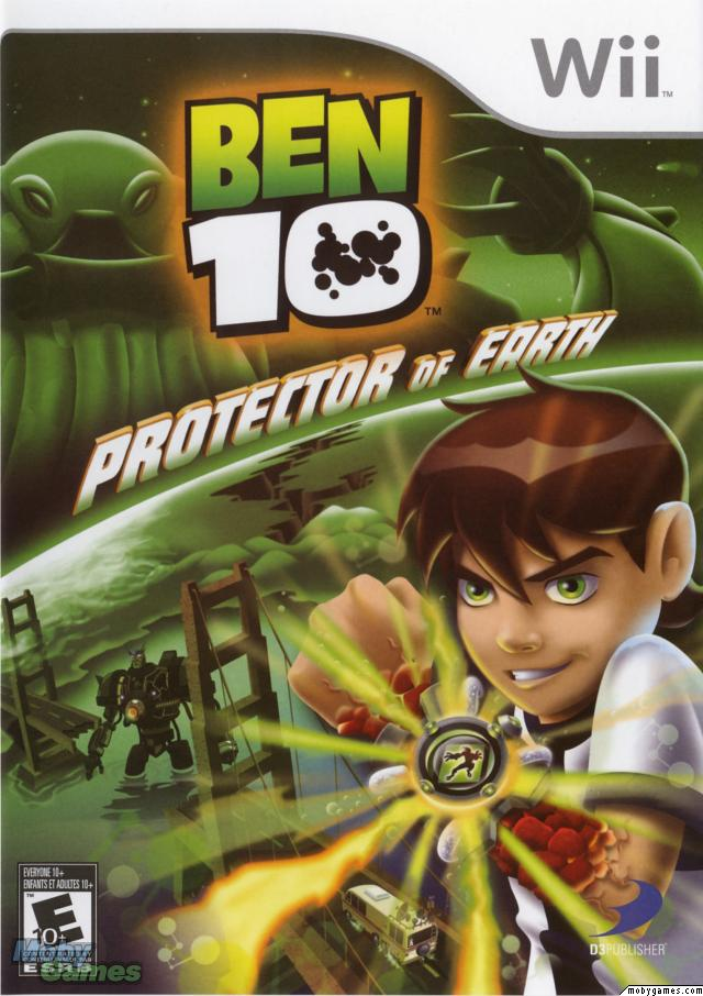Ben 10 : Protector Of Earth - Free Download PC Games