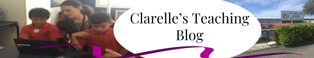 Clarelle's Professional Learning Journey