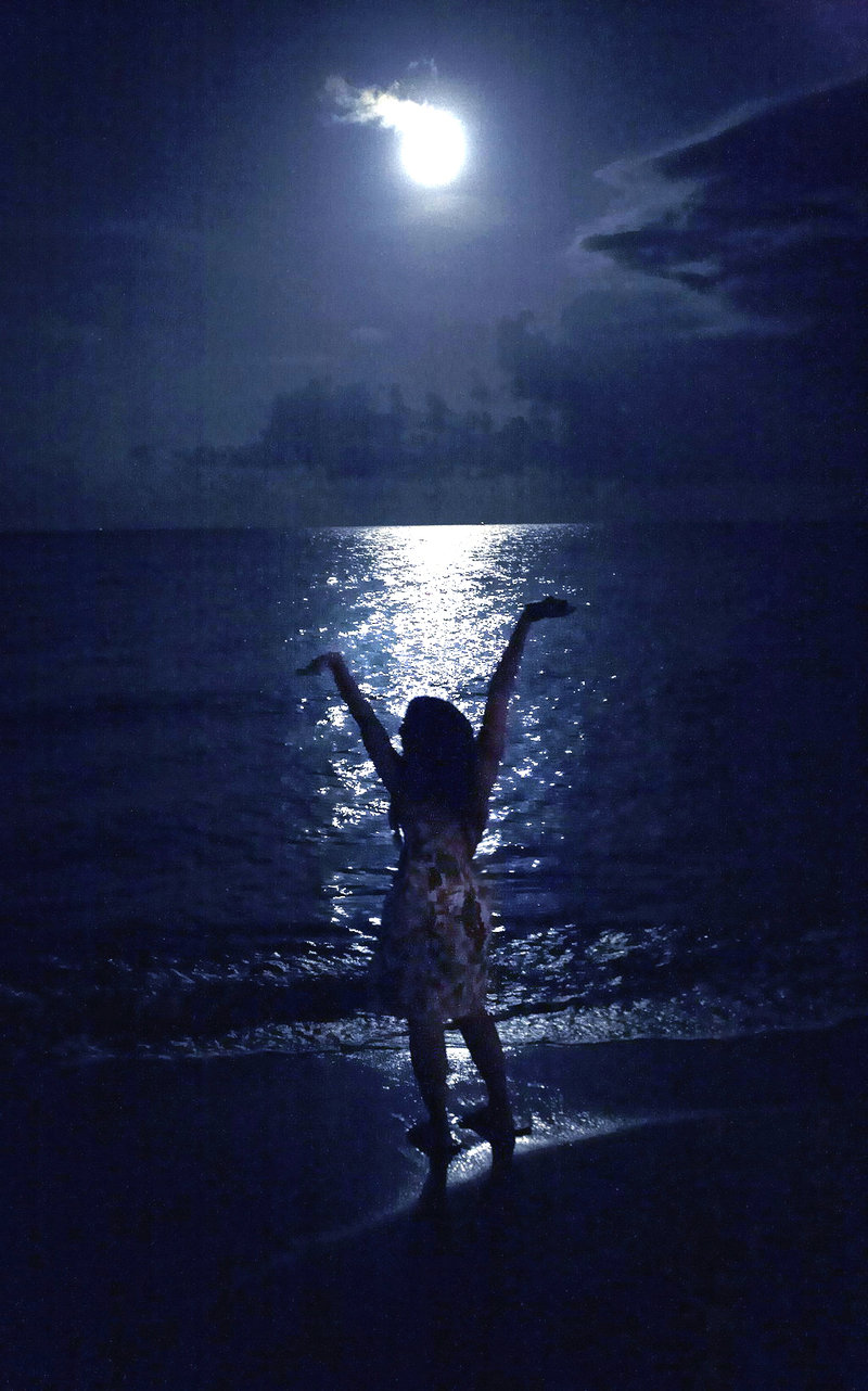 Lonely Poem: Lonely Dance By the Moonlight | I'm So Lonely...