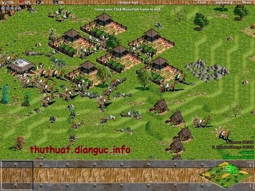 Download AOE 1 Full bản chuẩn – Tải game đế chế 1