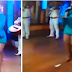 Oh no! Woman's Menstrual Pad Falls Out During Live TV Show