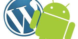 Wordpress Android Logo