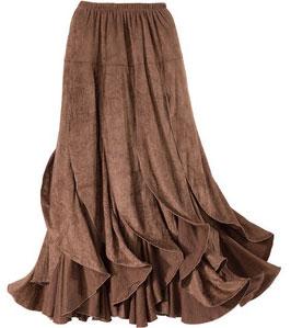 Peasant skirts