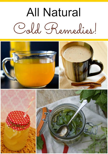 All Natural Cold Remedies