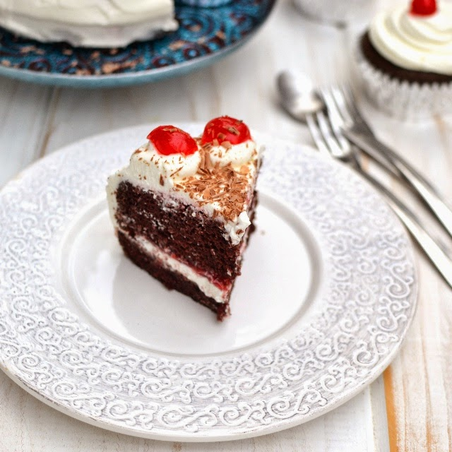 Black Forest Cake Rak S Kitchen