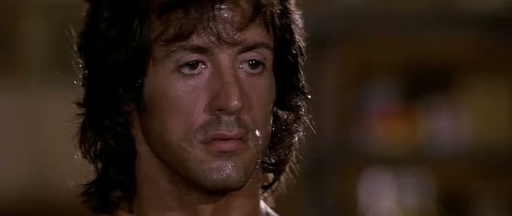 Screen Shot Of Rambo: First Blood Part II (1985) Dual Audio Movie 300MB small Size PC Movie