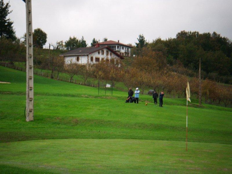 Kopa Euskadi Pitch & Putt 2012 en Irerole