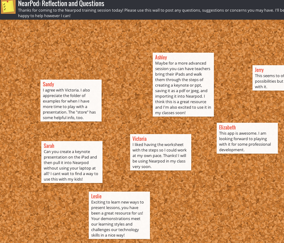 how to use padlet pdf