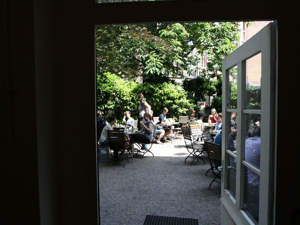 Crumble Cafe Frankfurt