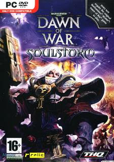 Warhammer 40000 Dawn of War Soulstorm   PC