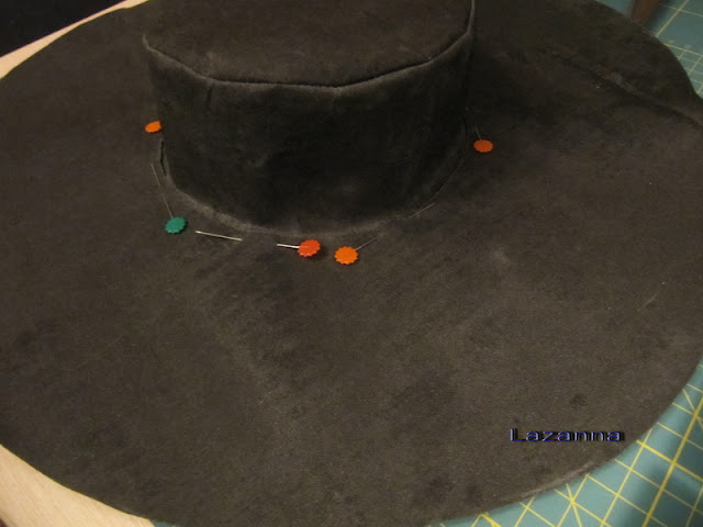 Шляпу своими руками костюмы 835