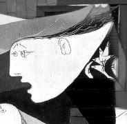Guernica, Picasso: republica