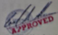 """インドネシアに巣くう <br>「振込詐欺師」の署名!<br>Signature of the """"Scam"""" <br>in Indonesia!!!"""