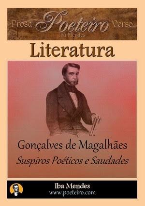 Suspiros Poéticos e Saudades,  Gonçalves de Magalhães em pdf gratis