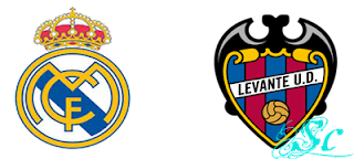 Prediksi Real Madrid vs Levante 6 April 2013