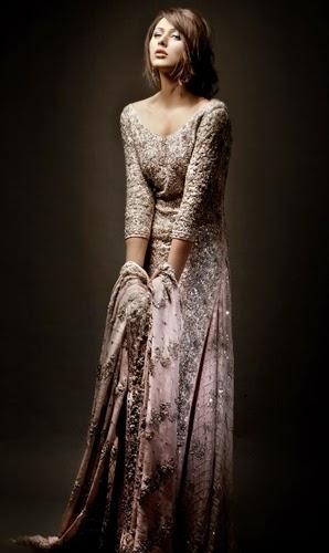 New Fashion of Bridal Wear