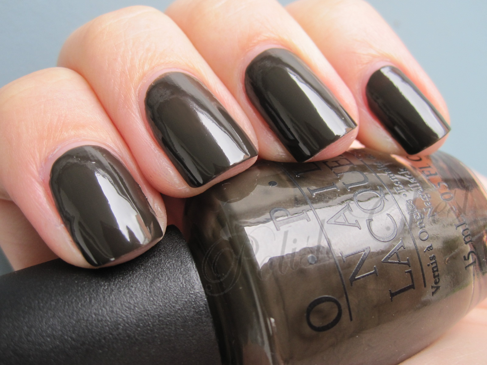 Opi Get In The Expresso Lane Polish Chest: OPI - Ge...