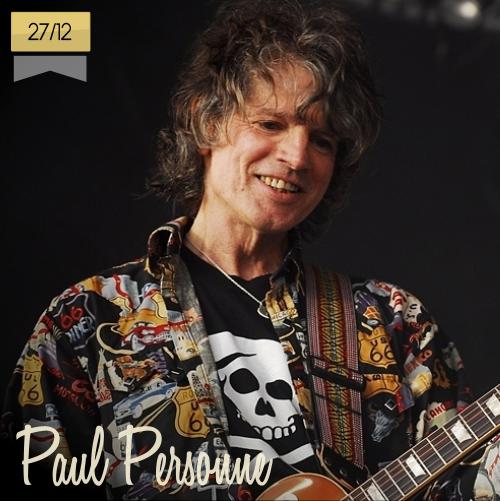 27 de diciembre   Paul Personne   Info + vídeos
