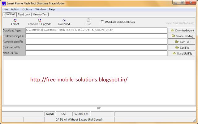 Spreadtrum phone driver for window xp sc8810