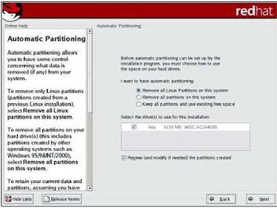 Instalasi Linux