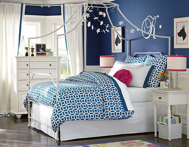 Blue And Pink Bedroom Ideas For Girls Entirely Eventful Day