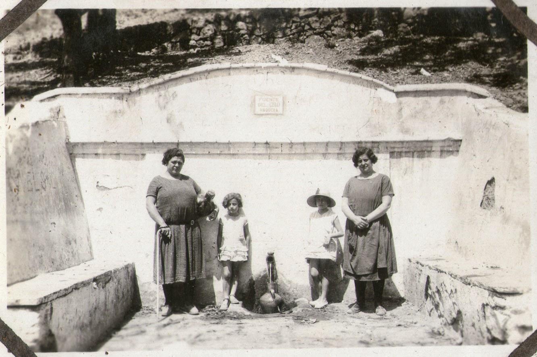 Fuente del Oro, Naquera, Valencia, 1929
