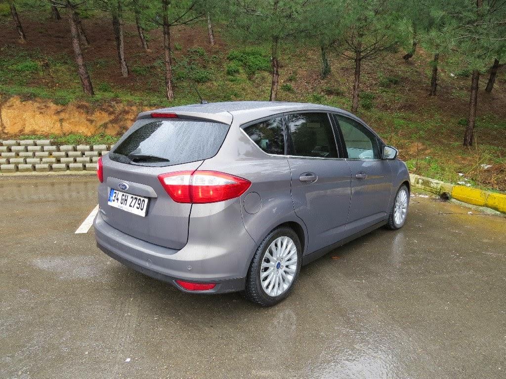 Ford c max 1 6 tdci titanium x