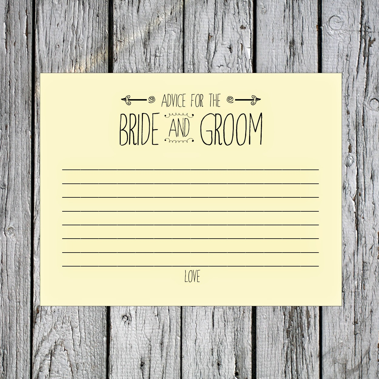 Advice For The Bride And Groom Cards At Your Wedding By Placing A Box With Next To Guest Book So Guests Can Fill Out Card When They Sign