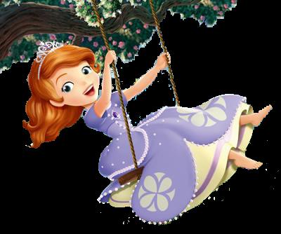 Princesa Sofia Png Convites Digitais Simples