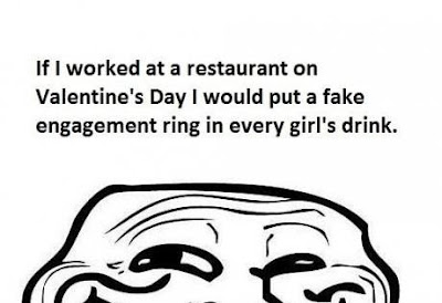 Funny Valentines Day Facebook Status 2016