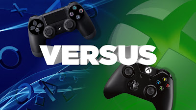 Sales Comparison Xbox One And Ps4