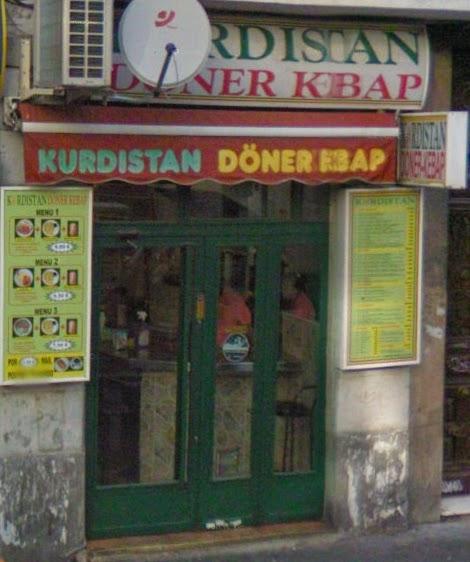 Kurdistan Donner Kebab
