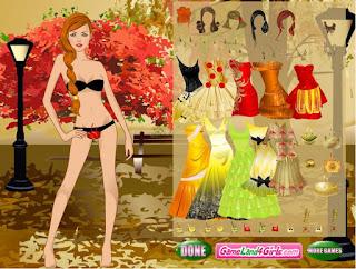 Varios Juegos de vestir princesas