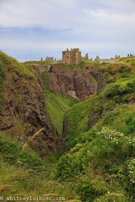 Dunnottar Castle, Scotland, Castles