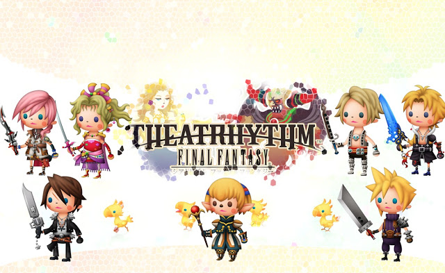 Theatrythim Final Fantasy