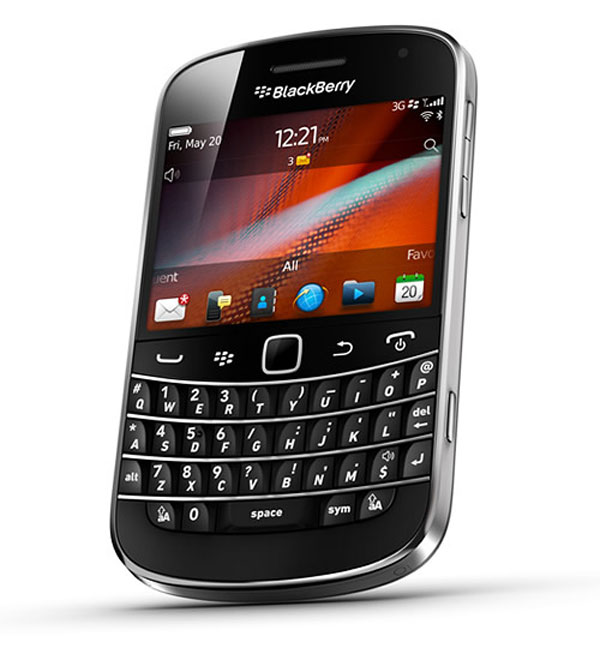 blackberry bold 9900 touch screen